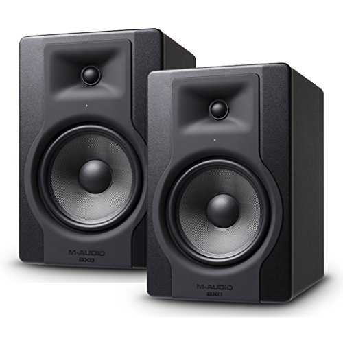 2x M-Audio BX8 D3 Aktiver Nahfeld Referenz-Studiomonitor