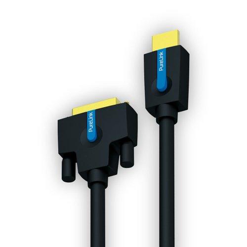 PureLink CS1300-020 - High-Speed HDMI zu DVI Kabel - HDMI-A/DVI-D - 2,0 - Hd-rechner