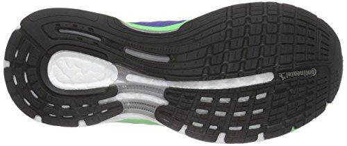 adidas - Supernova Sequence, Scarpe da corsa Donna Blu (Blau (Night Flash S15/Night Flash S15/Flash Green S15))