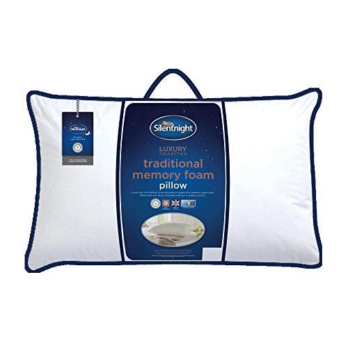 silentnight-memory-foam-pillow-white