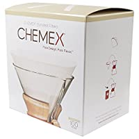 Chemex Bonded Coffee Filter Circles, 500 Count