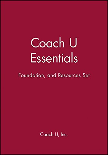 coach-u-essentials-foundation-and-resources-set-by-coach-u-inc-2005-03-15