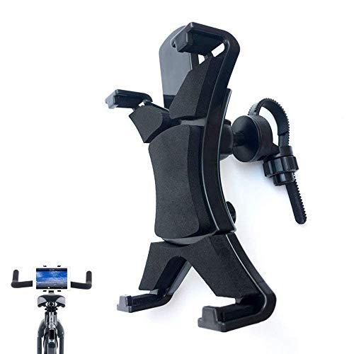 TekCAM - Supporto girevole a 360° per tablet, per esercizi, bicicletta, tapis roulant, iPad, compatibile con tutti i tablet da 7'-11', iPad, Google Nexus