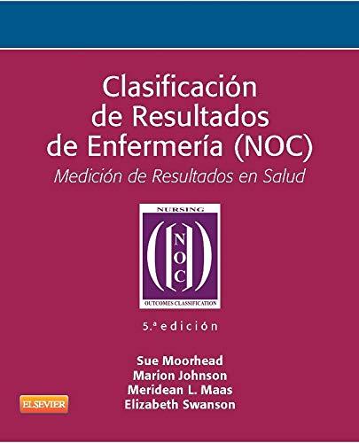 Clasificación De Resultados De Enfermería - 5ª Edición