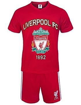 Liverpool FC - Pijama corto para hombre - Producto oficial