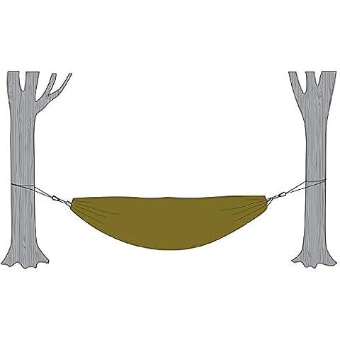 Snugpak Hammock Cocoon with Travelsoft Filling, Olive by SnugPak