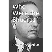 Who Were the Shudras ?