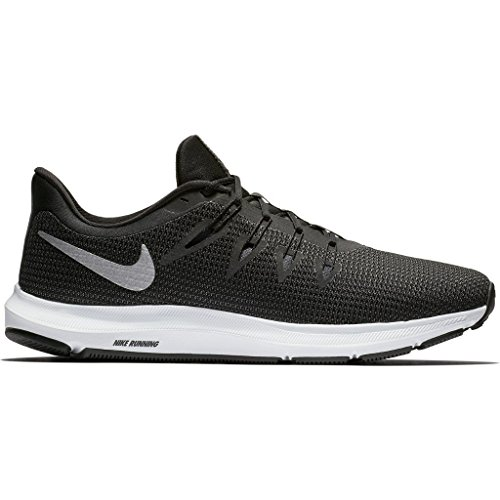 NIKE Men's Quest Grey Running Shoes (AA7403-001)