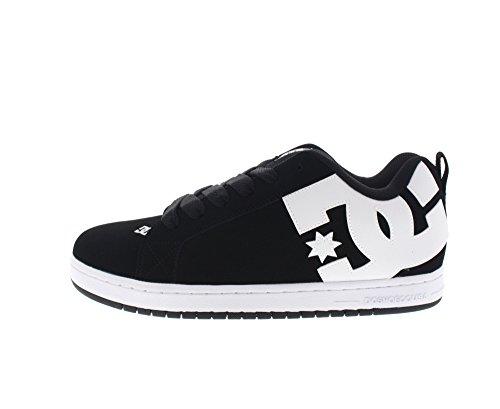 DC Court GRAFFIKWW5 Herren Sneakers Black