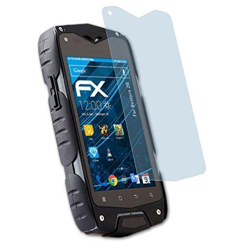 atFolix Schutzfolie kompatibel mit Bestore Z6 Folie, ultraklare FX Bildschirmschutzfolie (3X)