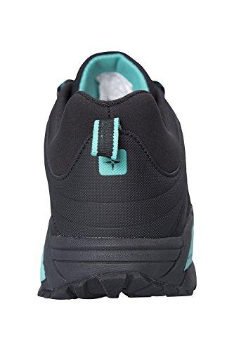 2acd343e24ead1 Mountain Warehouse Collie Wasserfeste Schuhe für Damen - Leichte Damenschuhe
