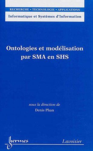 Ontologies et modélisation par SMA en SHS