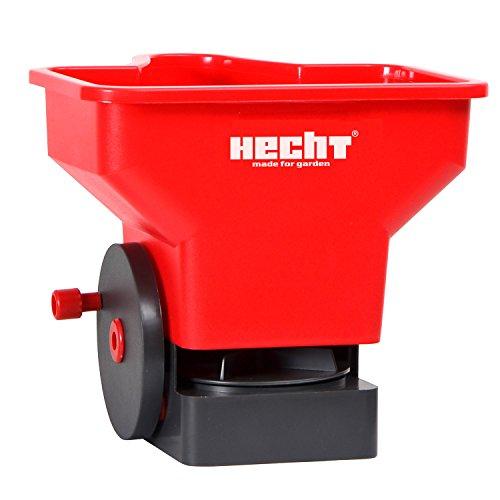 HECHT Universal-Streuer 33 Handstreuer Düngerstreuer Salzstreuer mit ca. 3 Liter Fassungsvermögen