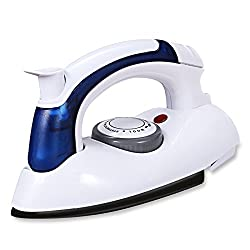 Naivete Travel Folding Handel Portable Powerful Mini Electrical Steam Iron Press
