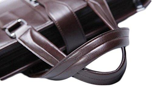 Borsa Degli Uomini Casuali Di Affari Della Borsa Valigetta Bag Man Diagonale Black