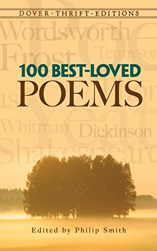 100 Best-Loved Poems (Dover Thrift Editions) (English Edition) (Dover Smith)