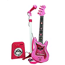 REIG- Set Guitare et Microphone, 8441