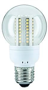 Paulmann E27 LED Sphérique claire 4w 3000K /830 30000h