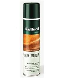 Collonil Nubuk & Velours Spray 200ml - Marron Moyen