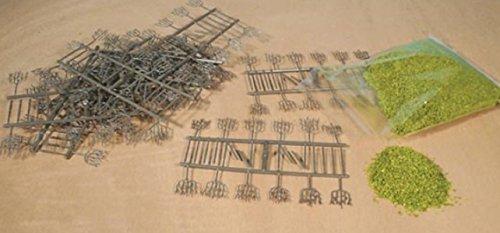 Preisvergleich Produktbild Heki 1535 120 Reben (Bausatz)
