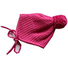 Accessoires Hüte & Mützen Warme Rosa Wintermütze Gr 6-9 Monat Ergee