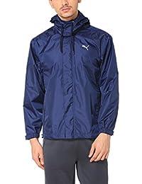 Puma Men's Solid Regular Fit Jacket