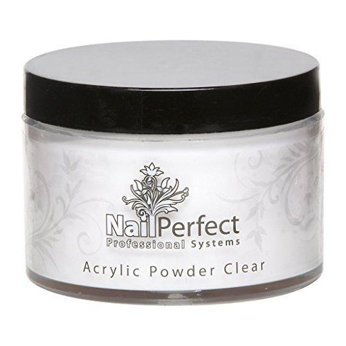 Nail Perfect - Powder Clear Résine