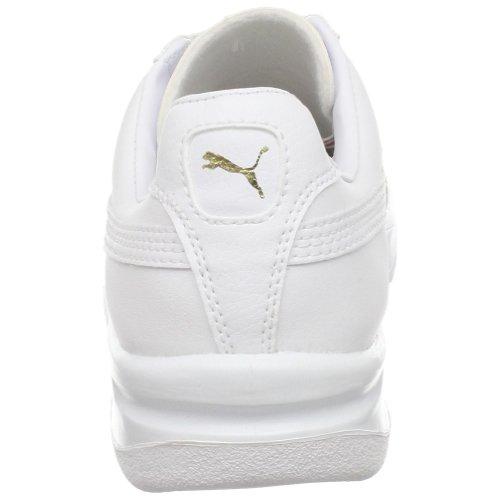 Puma Gv Special Infants, Sneaker bambini multicolore Black/Black/Metallic Gold White