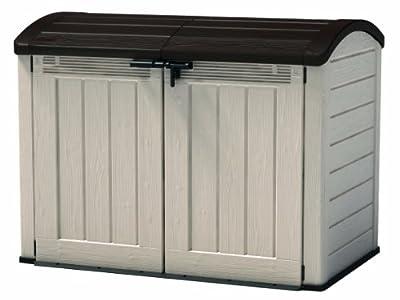 Keter 6030 Store It Out Ultra, beige / braun von Keter auf Du und dein Garten
