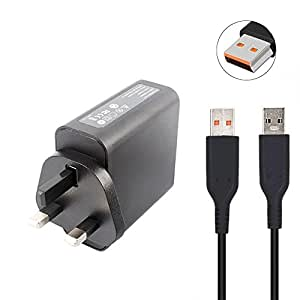 Generic 20V 3 25A/5 2V 2A AC Power Adapter 65W Charger For Lenovo Yoga 4  Pro Yoga 700