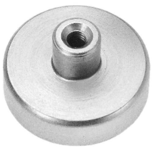 ORION Magnet-Flachgreifer 80/20 mm Durchmesser mit Gewindebuchse