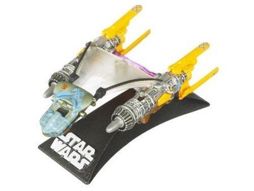 Hasbro Star Wars Titanium Series - 3 Die-Cast Anakins Pod Racer by Hasbro