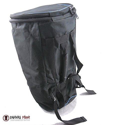 Große 45,7cm sombaty Darbuka Doumbek Premium Stoff Gig Bag Doumbek Case