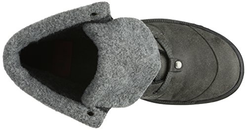 Rieker 71844 Damen Kurzschaft Stiefel Grau (anthrazit/graphit/dunst / 43)