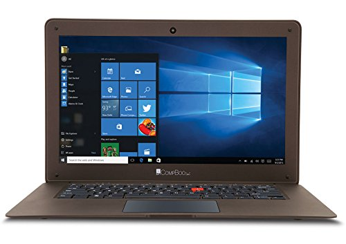 iBall Exemplaire CompBook 14-inch Laptop (Atom Z3735F/2GB/32GB/Windows 10/Integrated Graphics)