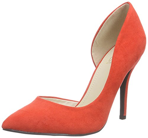 Another Pair of Shoes Phoebe K3 - Scarpe con Tacco Donna Rosso (Red 31)