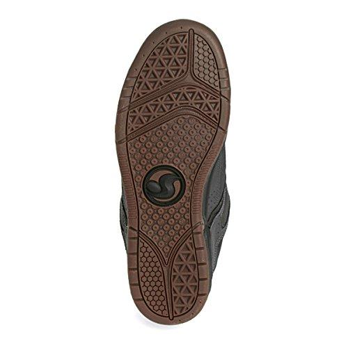 DVS APPAREL Comanche, chaussure homme Gris - Grau Warple/Buck