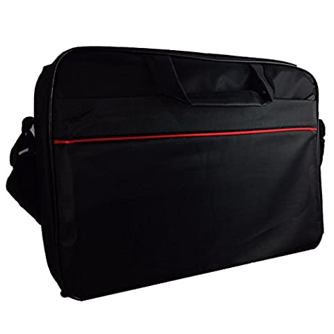 Sacoche pour ordinateur portable ACER Switch Alpha 12SA5–271–56hm Sac business/Porte-documents/Sac pour ordinateur portable avec bandoulière–LB Noir 4