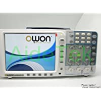 "New Owon 100mhz Oscilloscope Sds8102 1g/s Large 8"" Lcd w/ 3 Ys Warranty VGA+ LAN"