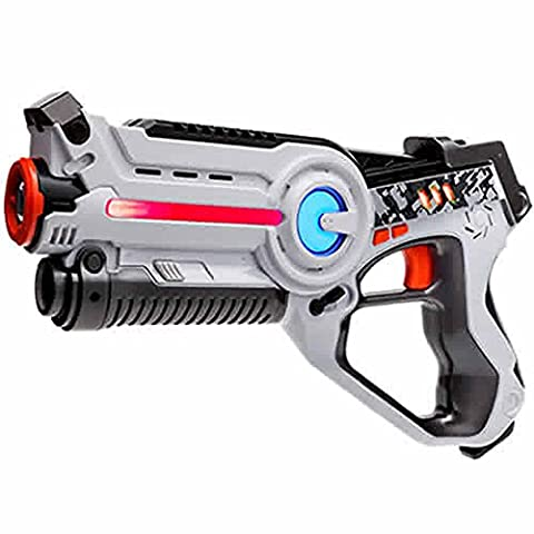 Light Battle Active pistolet jouet infrarouge blanc -