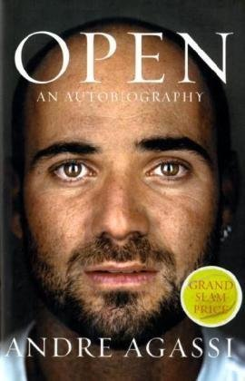 Book cover for Open: An Autobiography