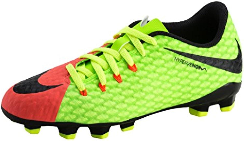 Nike Herren Hypervenom X Phelon Iii Ic 852563 002 Fußballschuhe
