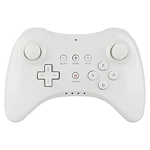 Pro Controller Wii U,Prous XW01 Wireless gamepad for Nintendo Wii