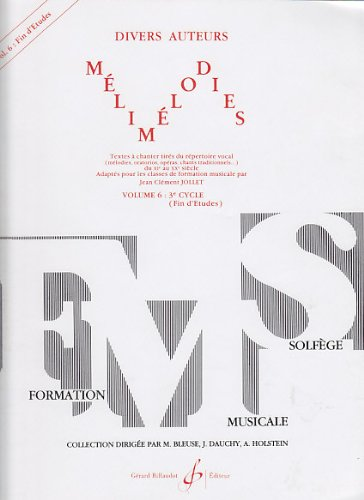 Melimelodies Vol.6