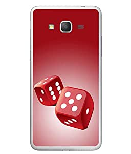 Fuson Designer Back Case Cover for Samsung Galaxy Grand Prime :: Samsung Galaxy Grand Prime Duos :: Samsung Galaxy Grand Prime G530F G530Fz G530Y G530H G530Fz/Ds (Games Dice Casino Royale Macau)