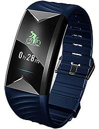Pulsera Inteligente Llamada Por Bluetooth Deporte Pasos Monitoreo Dormir Reloj Impermeable Correr Ciclismo