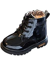 NiñOs Moda NiñOs NiñAs Martin Sneaker Invierno Grueso Nieve Bebé Zapatos  Casuales Botines Bebe NiñO Zapatillas 1166be5cc841