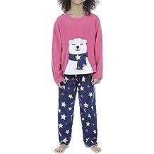 01b6a8cfc2 Selena Girl - Pijama - Manga Larga - para niña