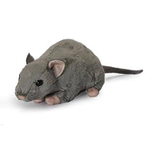 Grey Rat, Soft Toy