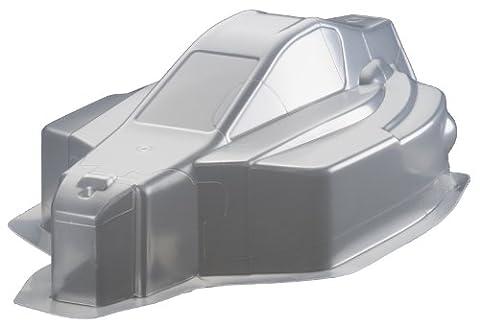 RC8 Bodyshell W/Window Mask